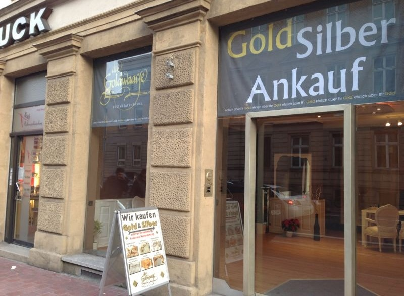 Goldankauf in Bamberg